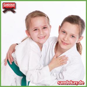 Kinder Karate Itzehoe - Kampfkunst bei Sandokay