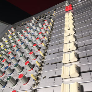 Blackhole Music & Productions EMT Mischpult Mixing und Mastering