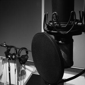 Blackhole Music & Productions Shure SM7B Aufnahmen