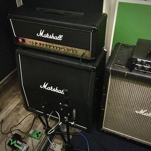 Blackhole Music & Productions Marshall DSL50 Reamping