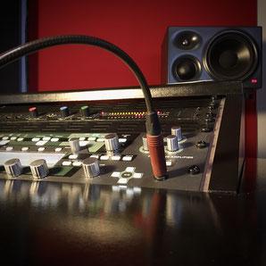 Blackhole Music & Productions Kemper O300 dbx Produktion