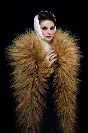 La dama del Armiño: Elena Scorosanu.
