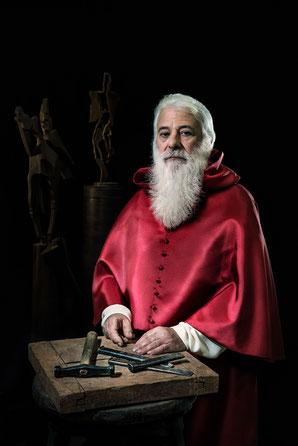 Fray Jerónimo: Gabriel Cruz Marcos.