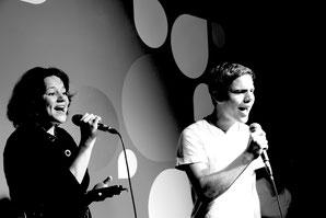 Einzelunterricht im Duo, Gesang