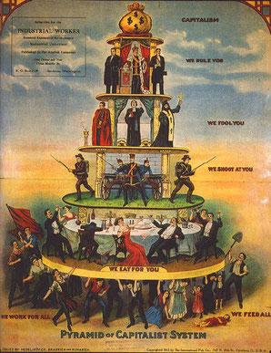 Une pyramide parmi d'autres de la Matrice asservissante - Cliquer pour agrandir