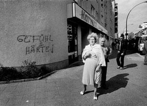 Martin-Luther-Straße in Schöneberg, 1981