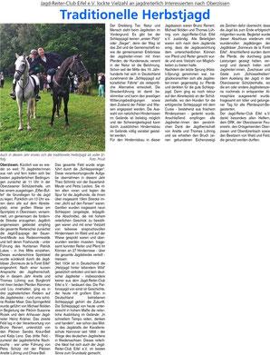 Blick Aktuell Heimatzeitung Ausgabe Brohltal , 15.09.2014, Mit freundlicher Genehmigung: KRUPP VERLAGS GmbH ein Unternehmen des Krupp Medienzentrum