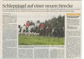Bergische Morgenpost Ausgabe Radevormwald, 30.09.2014, Mit freundlicher Genehmigung: Rheinische Post Verlagsgesellschaft mbH