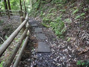登計橋から昭和橋の間