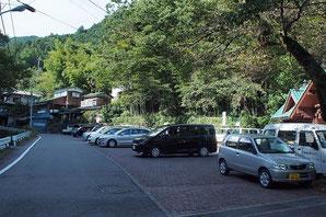 鳩ノ巣町営駐車場
