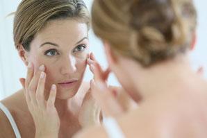 reidratare la pelle del viso salus house