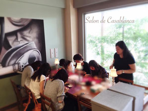 Salon de Casablanca実績