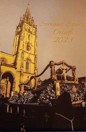 Programa y Procesiones de la Semana Santa de Oviedo