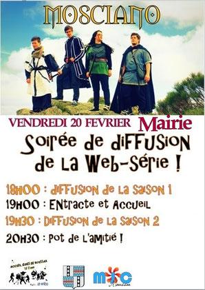 Affiche mjc moussan