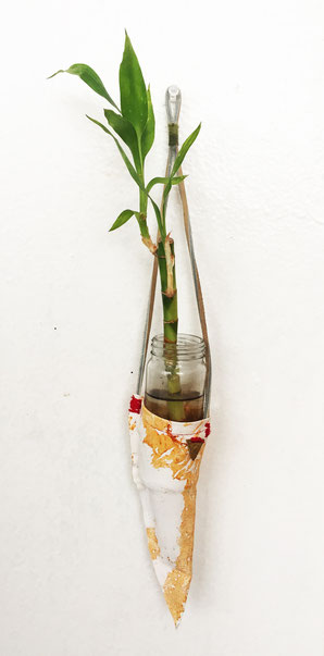 indoor wall planter made out of recycled materials | AVAILABLE
