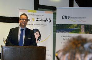 ÜBV-Vorstand M. Dittrich