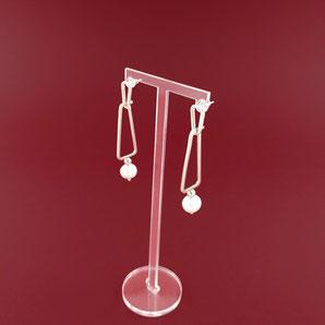 Ohrringe von Heike Wanner - Atelier STOSSIMHIMMEL