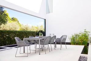 Drop Gartentisch von Cane-line