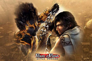 PRINCE PERSIA RIVAL SWORDS