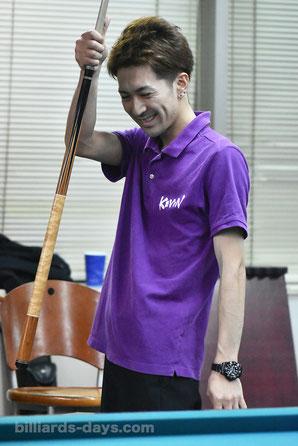 Kazuki Konno (Amateur) won JPBA Grand Prix East stop#3