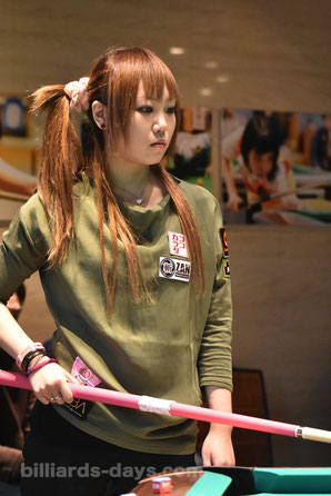 3rd place : Chie Fujita