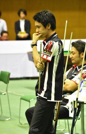 Hayato Hijikata won 2016 Hokuriku Open, Ishikawa, Japan