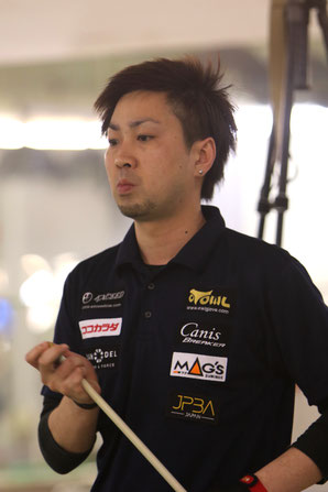 Naoyuki  Oi won 2017 All Japan Rotation Championship