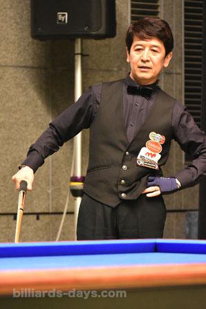 3位タイ:新井達雄