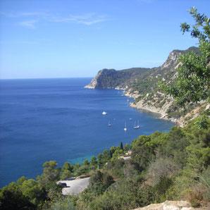 Restaurants und Beachclubs in Cala Jondal