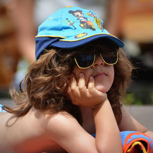 Kindergarten auf Ibiza