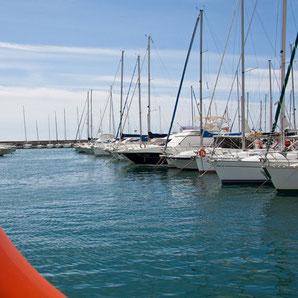 Hafenbehörde der Balearen auf Mallorca