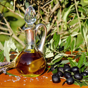 Olivenöl aus Ibiza