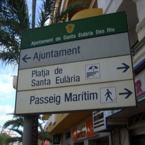 Santa Eulalia del Rio