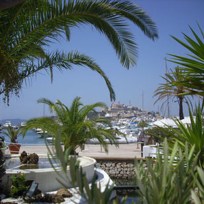 Restaurants in Ibiza Marina Botafoch