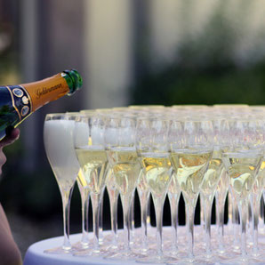 Party-Service auf Ibiza