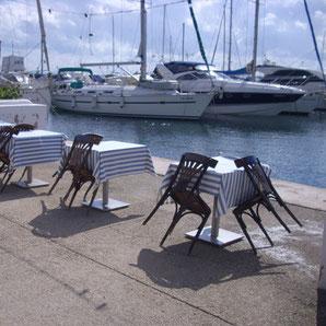 Jachthafen Marina Botafoch