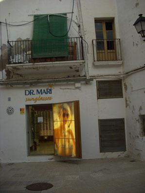Dr. Mari Sonnenbrillen Ibiza-La Marina