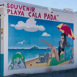 Ibiza Playa Cala Pada