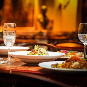 Fincarestaurant auf Ibiza