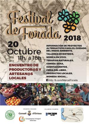 Festival de Forada - einheimische Produkte und Handwerkskunst