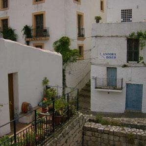 Anfora Schwulenbar in Ibiza-Stadt