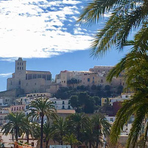 Hotels und Apartments in Ibiza-Stadt
