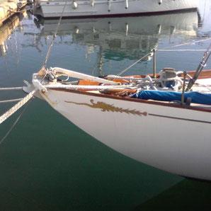Segelboote auf Ibiza