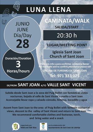 walk & talk Vollmond-Wanderung