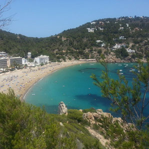 Ferienwohnungen an den schönsten Buchten Ibizas