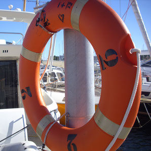 Alles für die Seefahrt