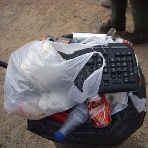 Computer-Reparatur auf Ibiza