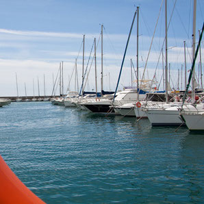 Charter und Verkauf von Booten auf Ibiza