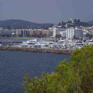 Santa Eulalia Sporthafen
