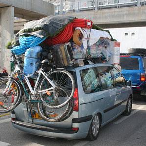 Autofähre nach Ibiza